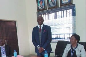 IGBINEDION UNIVERSITY OKADA HAS A NEW VICE-CHANCELLOR 1