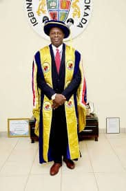 vice-chancellor igbinedion university